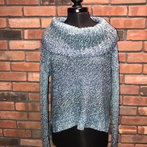 💙🍁American Eagle Knit Fall Sweater Thick Warm